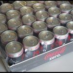 コストコでクラブマルチパック缶のコカ・コーラゼロを買ってみた