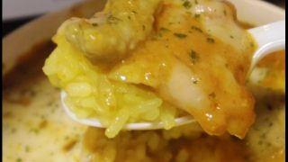 セブンイレブン「バターチキンカレーの焼チーズドリア」を食べてみた