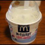 結局のところマクドナルドで一番旨いメニューはマックフルーリーだ!