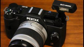激安ミラーレス一眼:PENTAX Q10の感度別画質比較