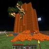 [マインクラフト]よしだ帝国の建国♯4 ~木が成長しすぎたので燃やしてみた~