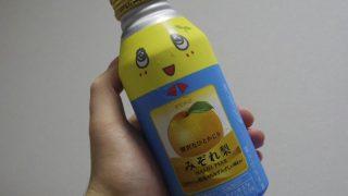 ふなっしー柄の梨ジュース「果実体感 みぞれ梨」を飲んでみた