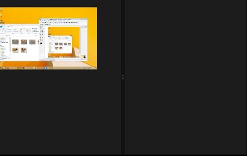 Windows8の画面分割(スナップ機能)を無効化する方法はないらしい