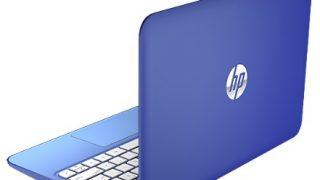 青色なのが残念!25800円のWindowsノートPC「HP Stream 11」が登場!価格破壊すぎるだろ