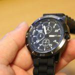 中国製激安腕時計を買ってみたが完全にゴミ!カチカチ音が酷い!
