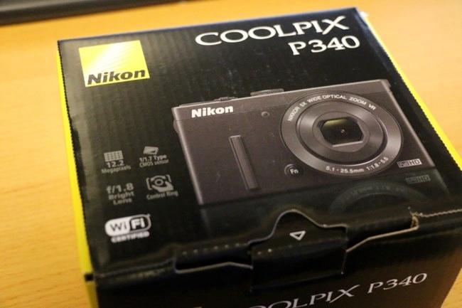 【レビュー】高級コンデジ ニコン COOLPIX P340を買ってみた(型落ち品だけど安い)