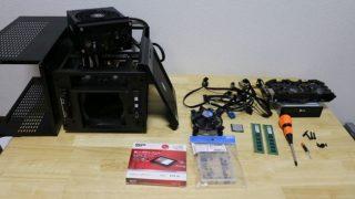 【キューブ型PCを自作】余ったパーツでメインPCを作る1~部品調達~