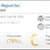 ブログの表示速度を計測できるチェックツール「GTmetrix」でよしだちゃんねるのサーバー性能をチェック