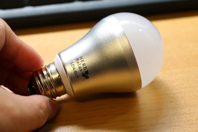 ヤマダ電機:HERB Relax LED電球はコストパフォーマンス抜群!