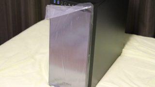 【自宅サーバー】静音に拘ったPCケース「Antec P100」をWEBサーバー用に購入(自作サーバー化計画その2)