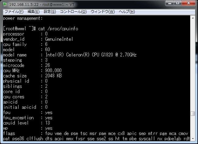 【自宅サーバー】OSは古めのCent OS 6を採用!運用開始!(自作サーバー化計画その4)