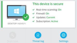 マカフィーの無料ウイルス対策ソフト「McAfee Free Antivirus Beta」を使ってみた
