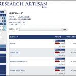 アクセス解析:Research Artisan Liteのインストール方法と使い方。Google Analyticsよりシンプルで使いやすい!
