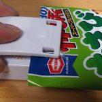 【ダイソー】お菓子の袋を熱でとじるイージーシーラー 100円は安すぎ!