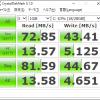 スティックPCのeMMCドライブの読み書き速度を測定してみた