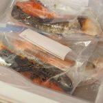 【コストコ定塩鮭】焼いた後に冷凍すれば食べたい時にレンジでチンするだけ!超便利!