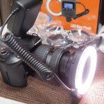 たった3千円弱の中華製「LEDリングライト」を試してみた