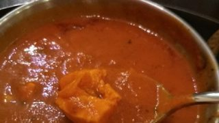 【よしだ飯】インドカレー料理店でパニールマサラカレーを食う!