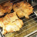 【よしだ飯】朝からガッツリとチキンステーキと目玉焼きを食らう!