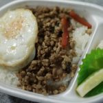【Hotto Motto】タイ料理「ガパオライス」が気になったので食べてみた!