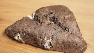 朝ご飯に最適!ローソン「黒のチョコチャンクスコーン」が程よい甘さで旨い!