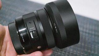 変態カメラ「sd Quattro」:キットレンズの外観・性能チェック編(レビューその2)
