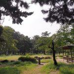 ポケモンGO訪問記「敷島公園バラ園」はビリリダマの巣だった(訪問日:2016/8/11)