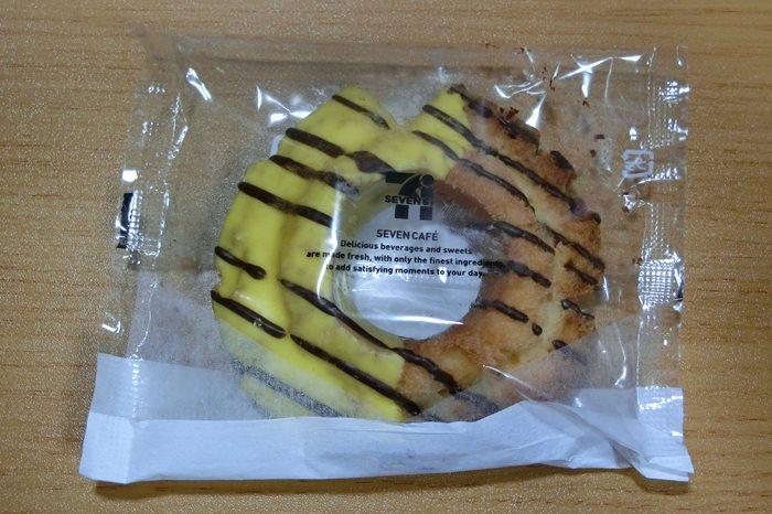 【新商品】セブンイレブンドーナツ「チョコ&バナナオールドファッション」は好きじゃない味