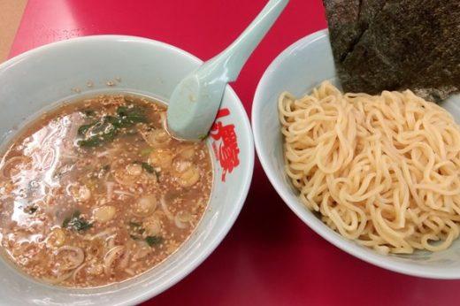 ラーメン山岡家のつけ麺はしょっぱくて不味い!