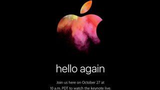 Apple、10月28日にMacBookの新機種発表!USB端子を廃止か?