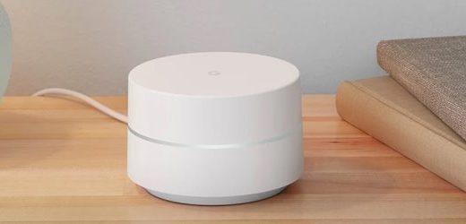 Googleからオシャレで高性能な無線LANルーター「Google Wifi」が登場!
