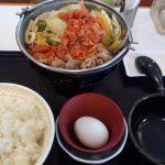 毎年恒例のすき家「牛すき鍋定食」が今年も復活!熱々で食べ応えあり!