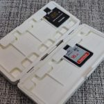 たった100円のダイソー「SDカード収納ケース」が便利!