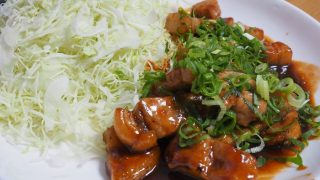【レシピ】簡単で美味しい「四日市とんてき」を作ってみた!