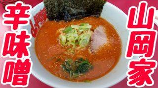 山岡家が初めてなら「辛味噌ラーメン」がオススメ!臭みが少なく食べやすい!