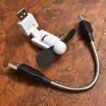【スティックPCの発熱問題】USB扇風機・ファンで風を当てると超冷える!