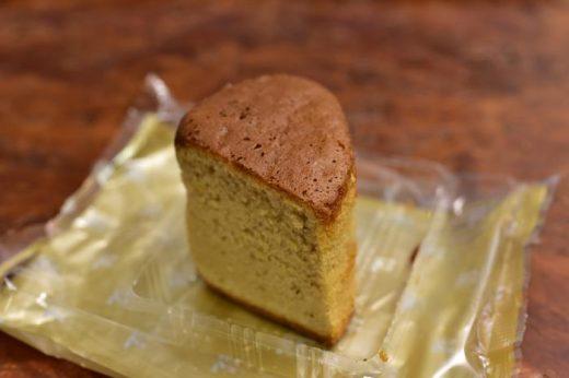 【セブンカフェ】紅茶風味のシフォンケーキ「紅茶シフォン」が甘さ控えめで旨い!