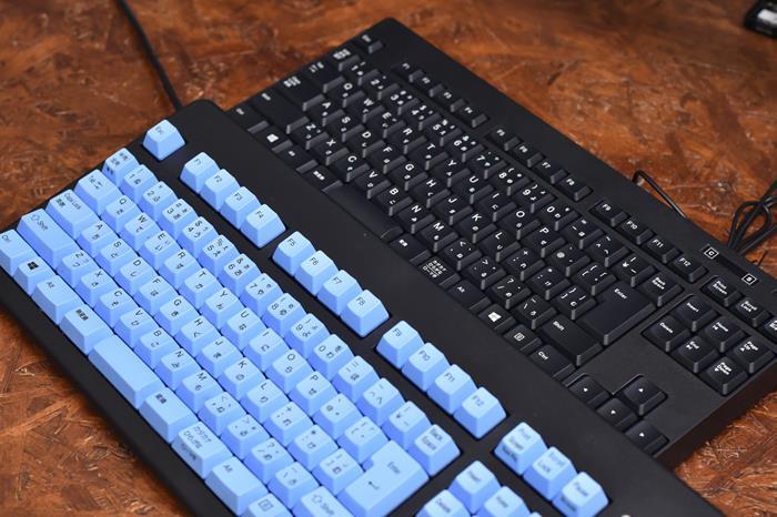 高級品と安物の違いは?700円のキーボードと2万円のキーボードを比較してみたよ