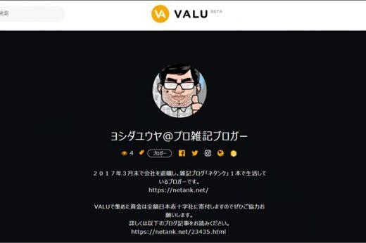 底辺ブロガーが今話題の「VALU」を発行した結果・・・全く売れずw