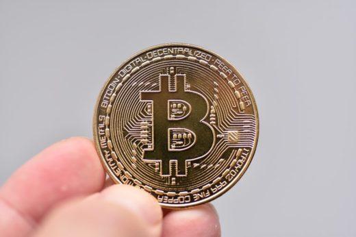 【ジョークグッズ】仮想通貨「ビットコイン」メダルを5BTC分も買ってしまった!